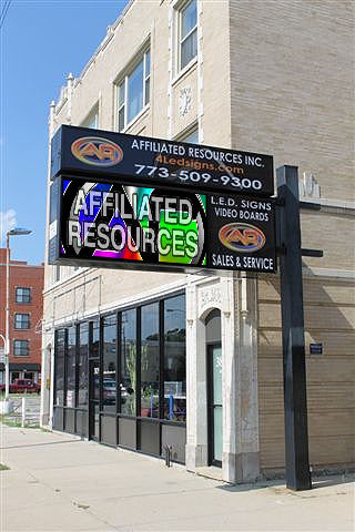 LED Signs, Electronic, Programmable, Marquee, Indoor And ...